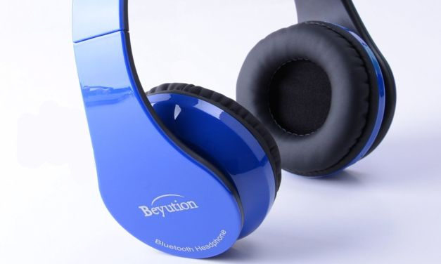 Beyution 513 Bluetooth Headphones